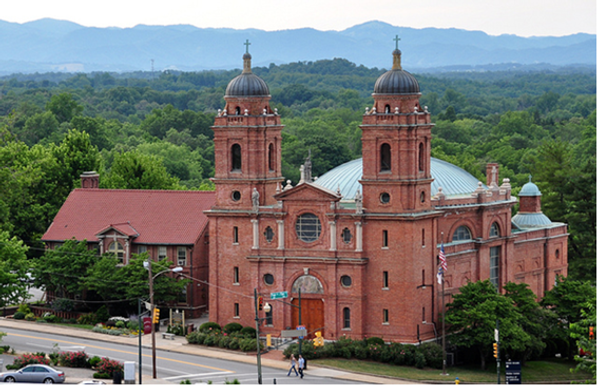Basilica of Saint Lawrence | North Carolina