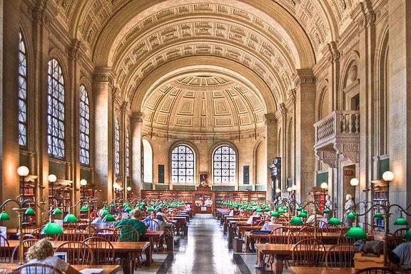 Boston Public Library | Massachusetts