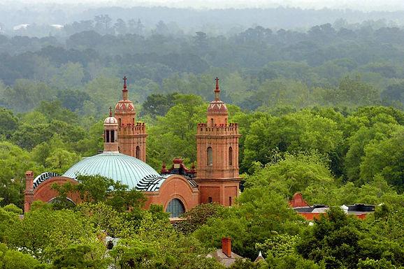 Basilica Shrine of Saint Mary | North Carolina
