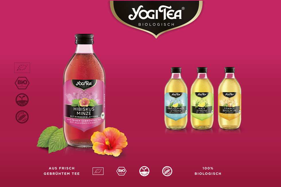 Yogie Tea Kaltees