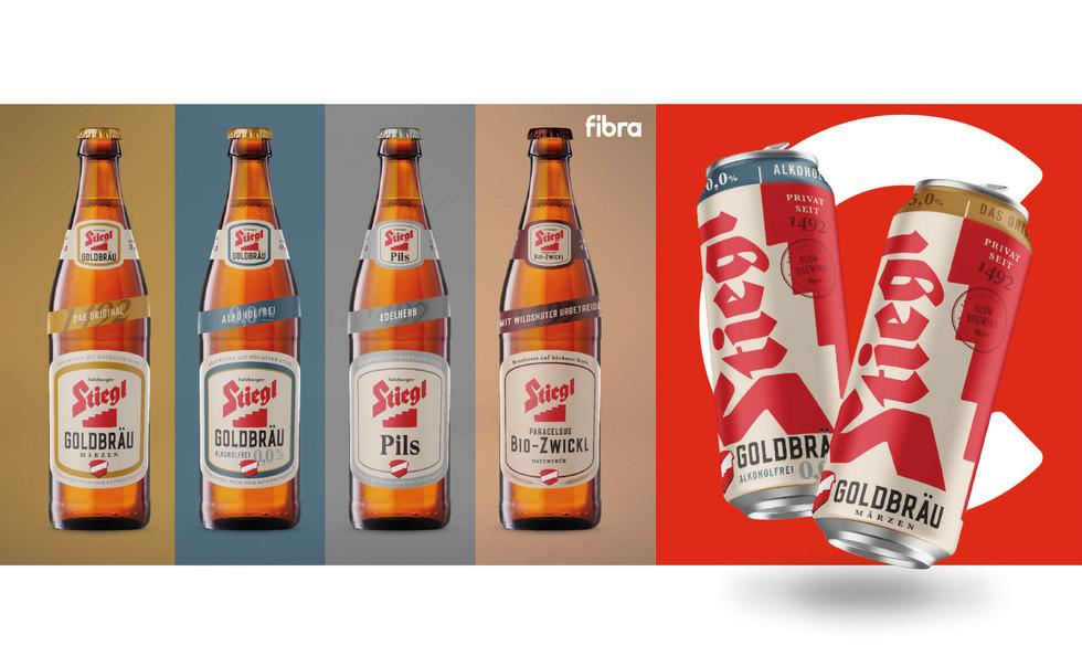 Stiegl Packaging Redesign Prerun | fibra 10