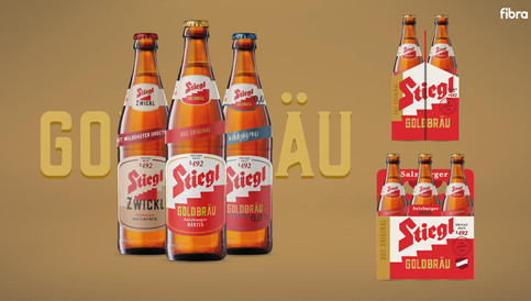 Stiegl Packaging Redesign Prerun | fibra 08