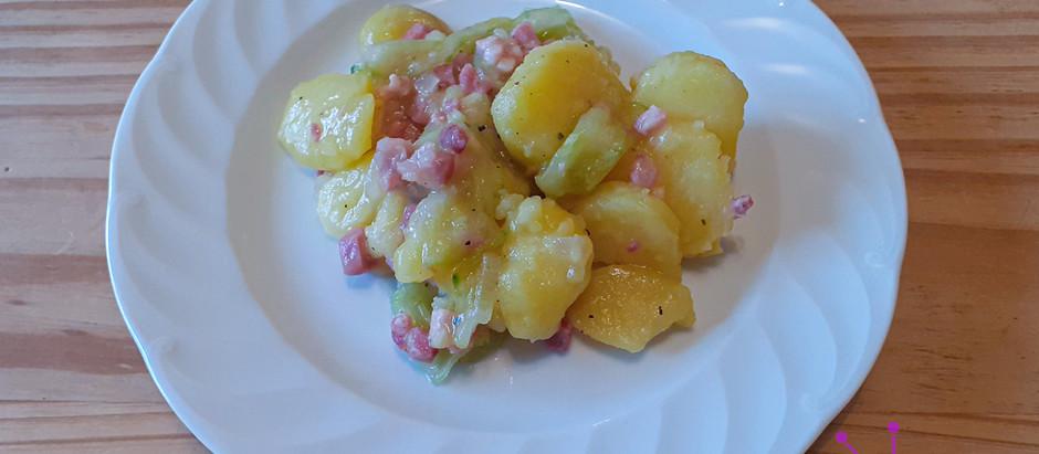 Kartoffelsalat à la Bine (2 - 3 Portionen)