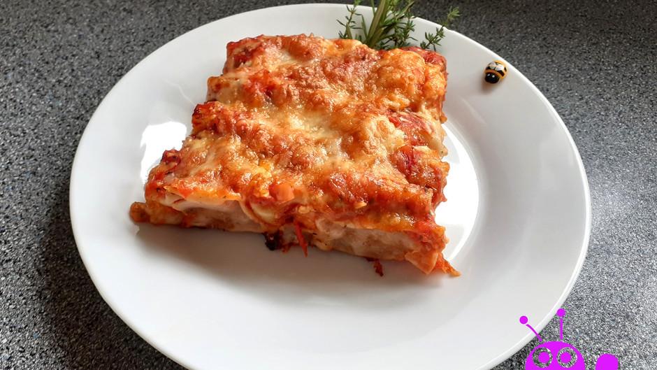 Cannelloni al forno (3 - 4 Portionen)