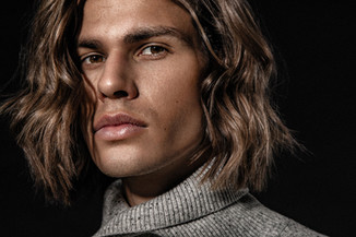 Men Hair Beauty Editorial