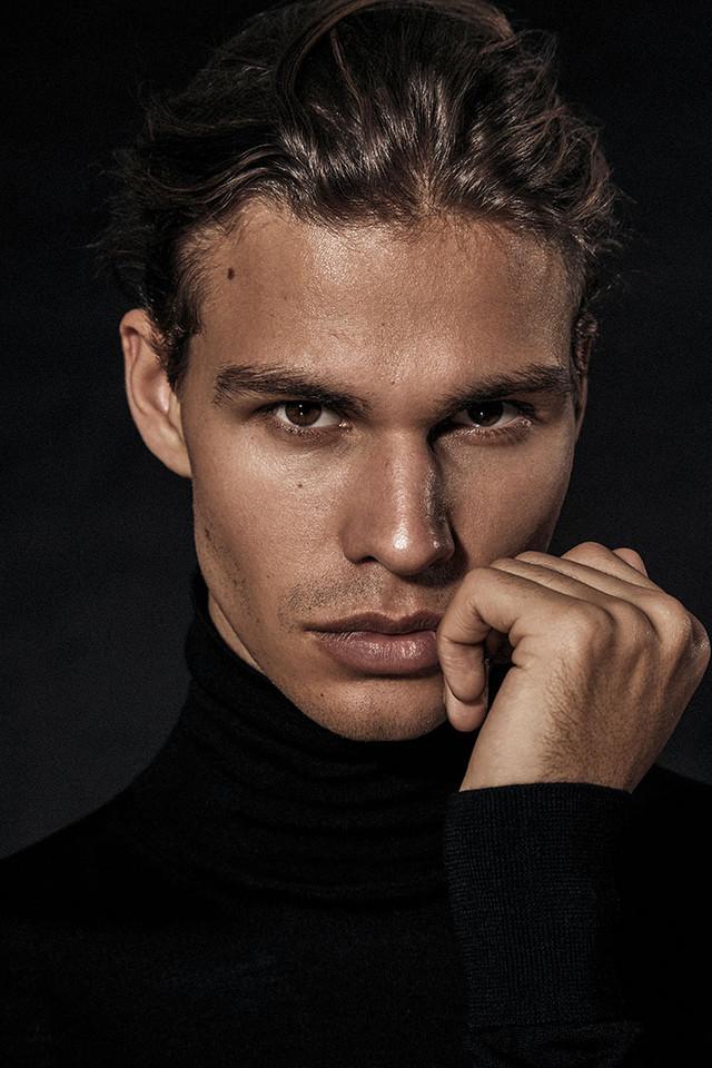 Men Hair / Beauty Editorial