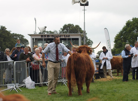 Burwarton Show 1st August 2019