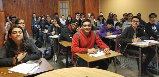 RVEC STUDENTS