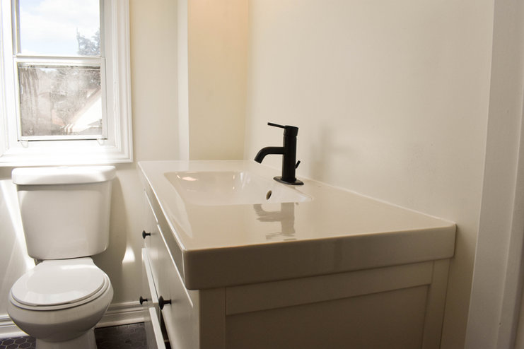 Washroom Renovations