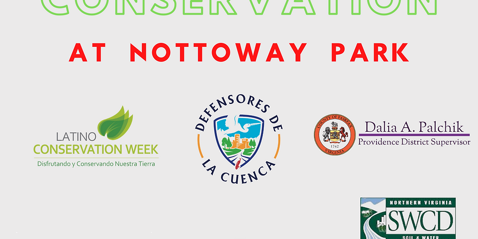 Latino Conservation Month - Nottoway Park