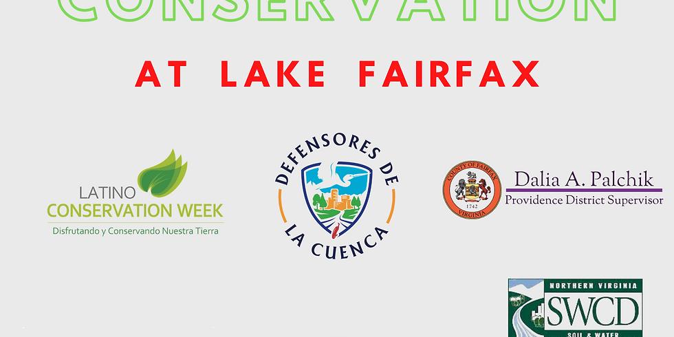 Latino Conservation Month - Lake Fairfax