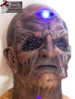 Davros silicone mask