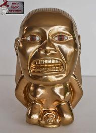 Chachapoyan fertility idol replica prop