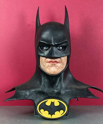 Michael Keaton Silicone Batman Face Plate