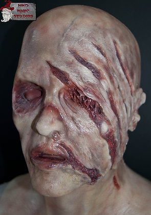 Zombie Silicone Mask - Female fit - Klawdeen