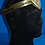 Wonder Woman tiara three quarter view