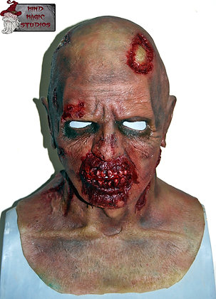 Percevilgore Zombie Silicone Mask - larger fit mask