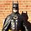 1989 Batman costume armour