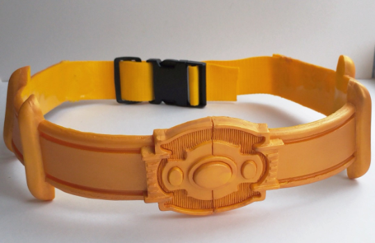 1989 Batman belt costume
