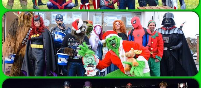 Costume club spotlight: Thundersley Superhero Alliance
