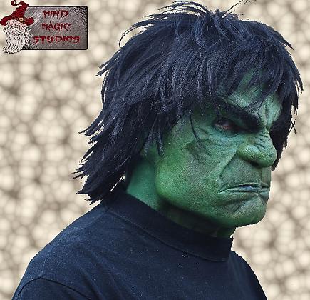 Hulk silicone mask