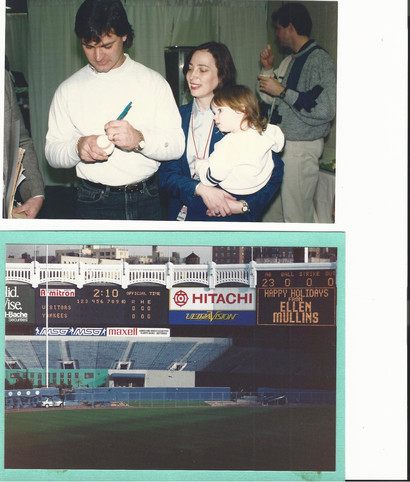 Launch of Yankees Fan Festival