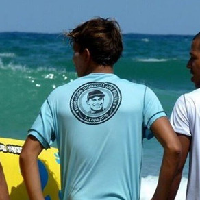 Surfing foundation spreads waves of a mother's love to disadvantaged children
