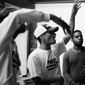Prison rap group gives new start to former convicts