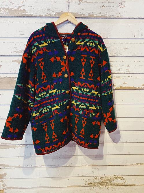 c.1980s Hooded Beacon Coat [L]