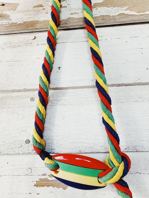 Vintage Fendi Rope Belt/Necklace