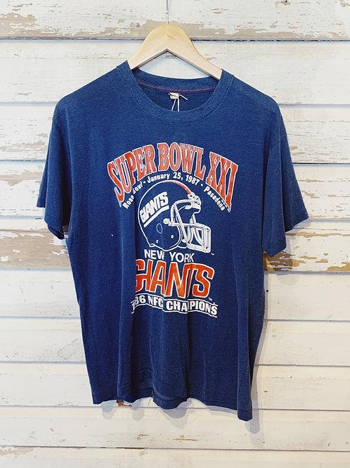 c.1980s Giants Super Bowl [L]