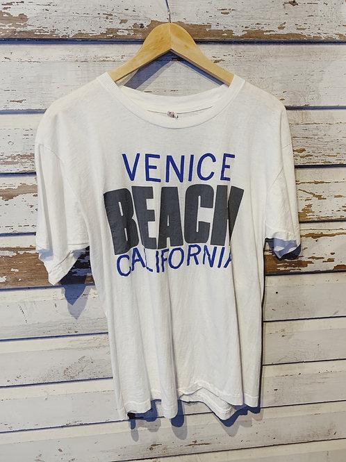 c.1980s Venice Beach Single Stitch [L]