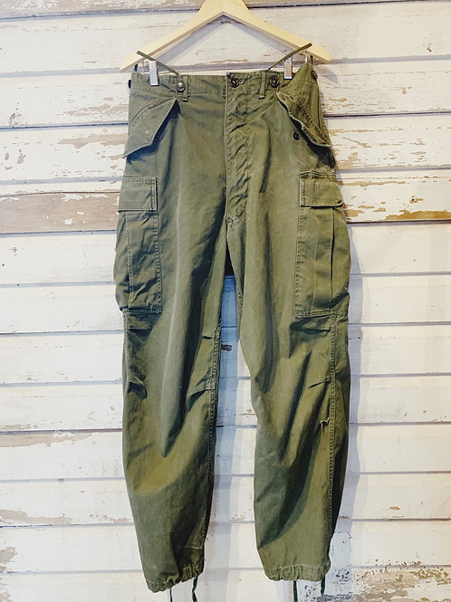 c.1950s Korean War Era Army Pants [30-32]