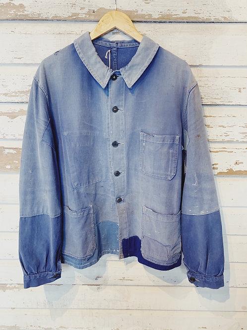 c.1950s French Chore Jacket Next Level [L/XL]