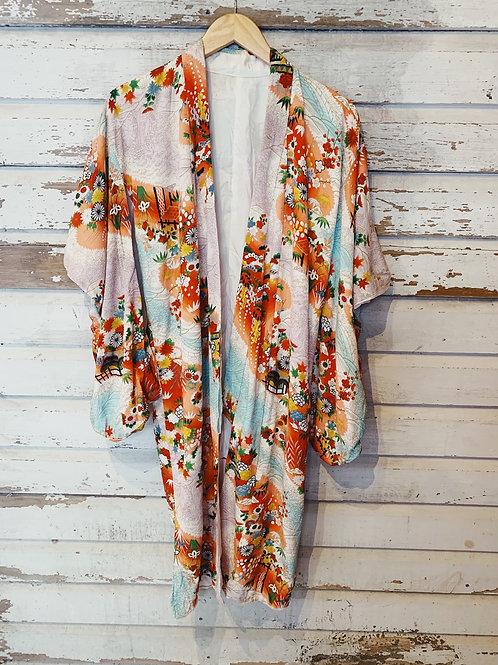 Vintage Rivers Kimono [XS/S]