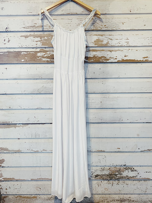 c. 1950's Handcrafted Vogue Slip Dress [S]
