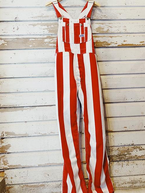 """c.1960s Big Smith Candy Stripe [32""""]"""