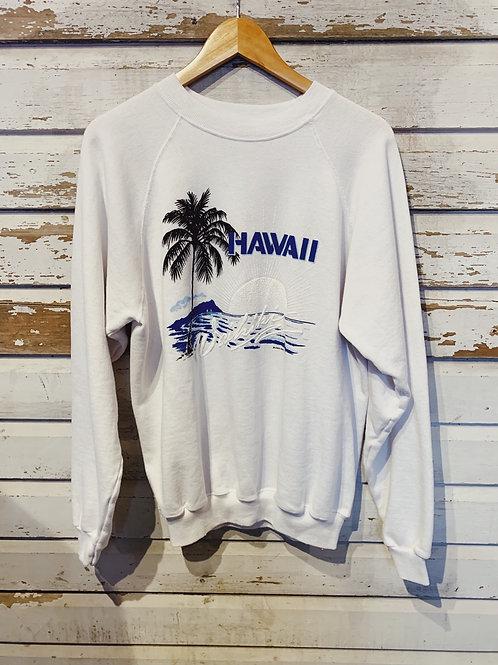 c.1980s Waikiki Beach Hawaii [XL]