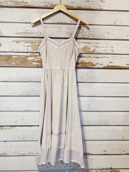 c. 1970's Gunne Saks Corset Dress [XS/S]