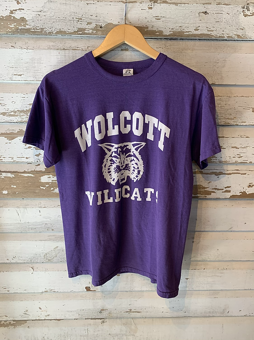 c.1980s Wolcott Wildcats [S/M]
