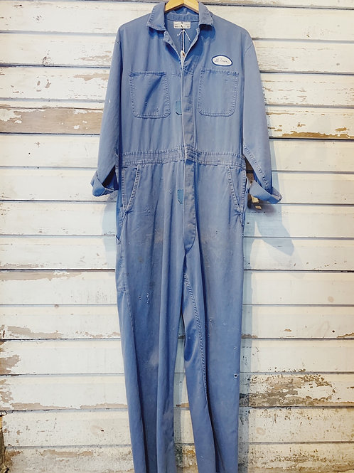 c.1970s Blair Machine Shop Coverall [L/XL]
