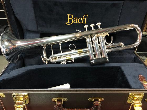 Trompette Bach Stradivarius 72 argenté