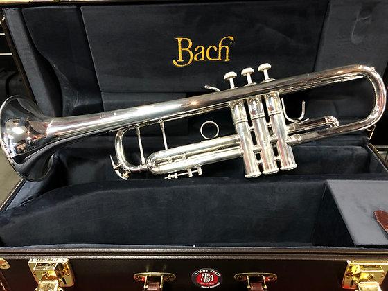 Trompette Bach Stradivarius 43 argenté