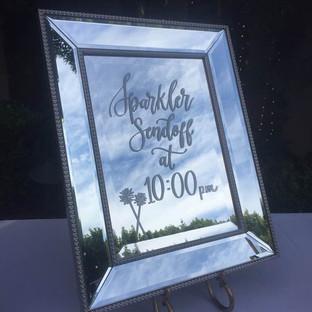 """Beaded Edge 11""""x18""""Mirror"""