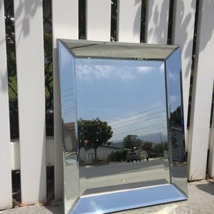 "11""x18"" Mirrored Frame"