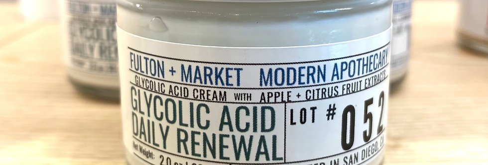 Glycolic Acid Daily Renewal