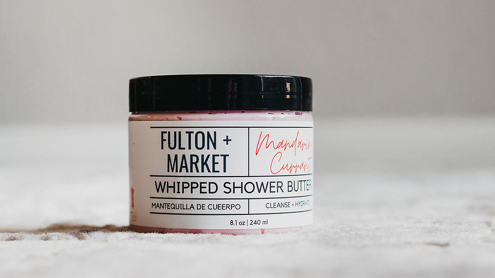 WHIPPED SHOWER BUTTER