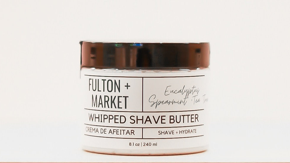 Whipped Shave Butter