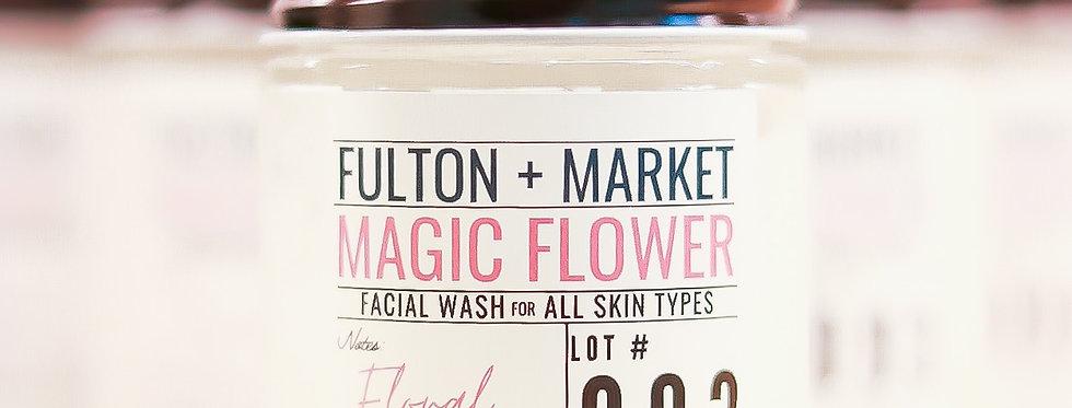 Magic Flower Facial Wash