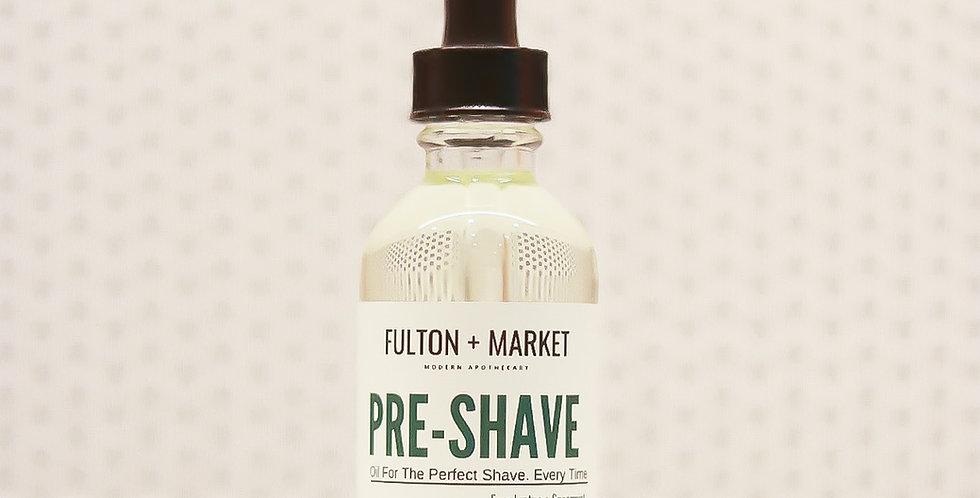 Pre Shave Oil